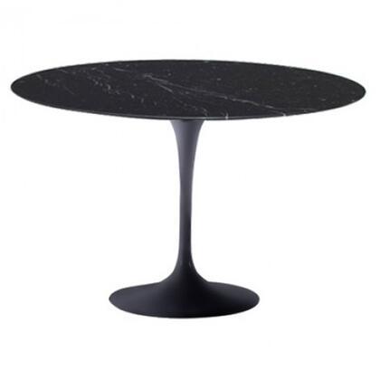 "Fine Mod Imports FMI2020-32 32"" Flower Marble Table:"