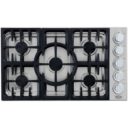 DCS CDU365L  Gas Sealed Burner Style Cooktop