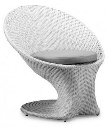 TOV Furniture TOV60CCHAIR  Patio Chair