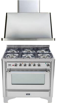 Ilve 720016 Majestic Kitchen Appliance Packages