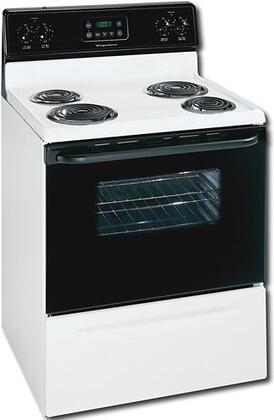 Frigidaire FEF326FW  Electric Freestanding Range with  in White