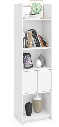 Bestar Furniture Small Space Storage Tower