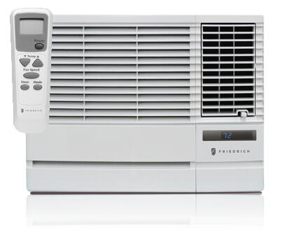 Friedrich CP15G10 Window or Wall Air Conditioner Cooling Area,