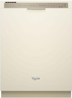 Whirlpool WDF530PAYT 530 Series Built In Full Console Dishwasher