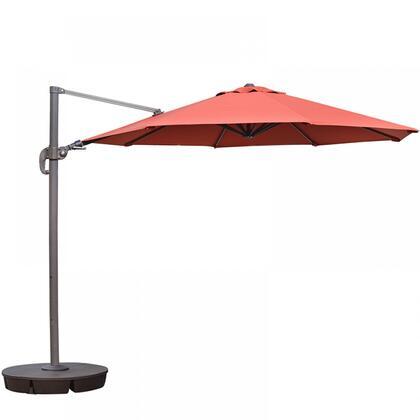 Island Umbrella NU65 Freeport 11-ft Octagon Cantilever in