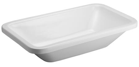 Barclay 4640WH White Sink