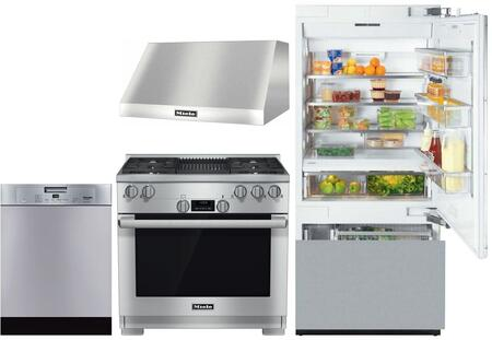 Miele 810217 Kitchen Appliance Packages