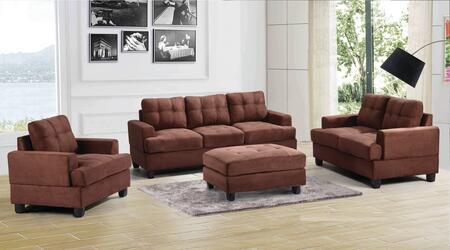 Glory Furniture G512ASET Living Room Sets