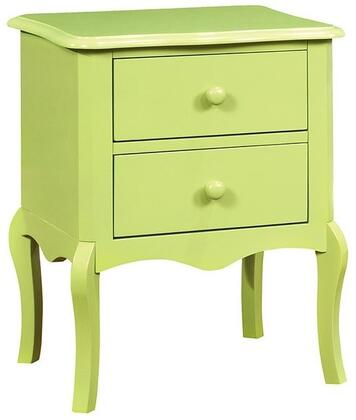 Furniture of America CMAC325AG Lexie Series  Night Stand