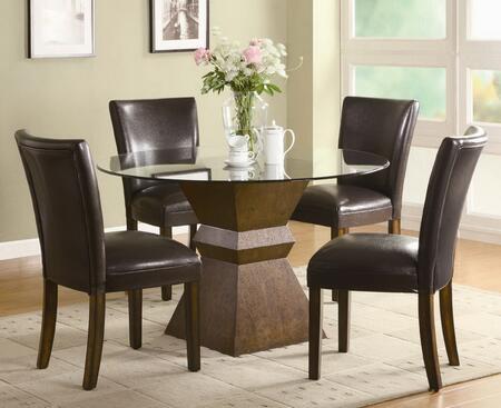 Coaster 102800SET5 Nicolette Dining Room Sets