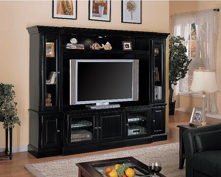 Legends Furniture ZGF1000ABKPACKAGE Forest Glenn TV Stands