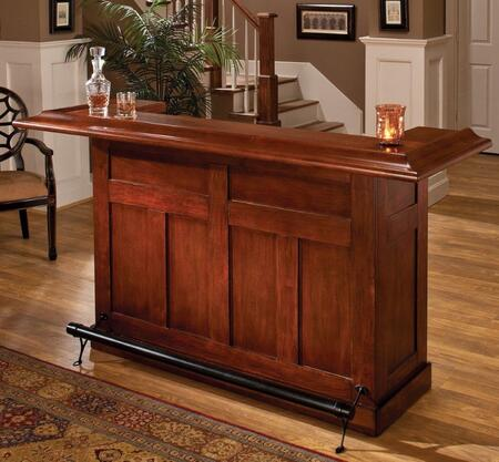 "Hillsdale Furniture 62578ACHE Classic Large Series 26.5"" Bar Cabinet,"