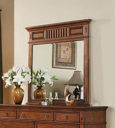 Acme Furniture 19424 Harvest Series Square Landscape Dresser Mirror