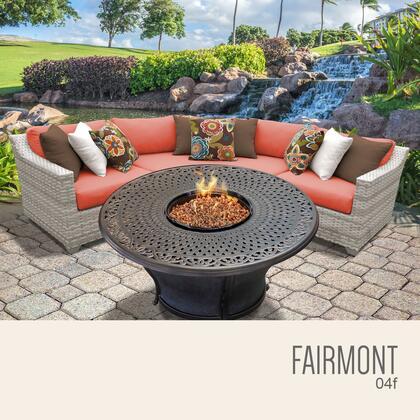 FAIRMONT 04f TANGERINE