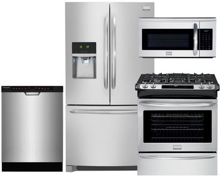 Frigidaire 376361 Gallery Kitchen Appliance Packages