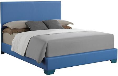 Glory Furniture G1808KBUP  King Size Panel Bed