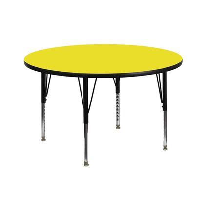 Flash Furniture XUA42RNDYELHPGG