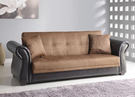 Acme Furniture 15294 Kela Series  Microfiber Sofa