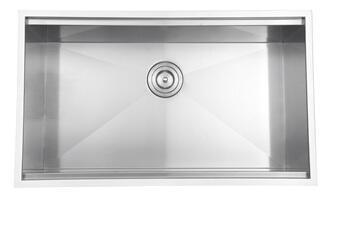 Ruvati RVC2375 Kitchen Sink