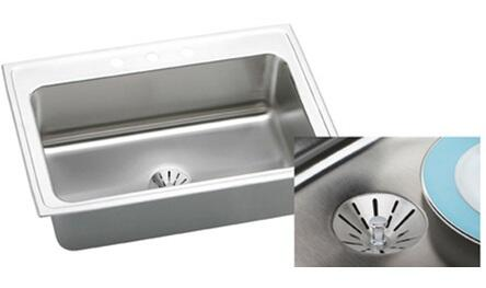 Elkay DLRS332210PD1 Kitchen Sink