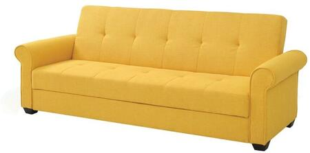 Glory Furniture G155S Buxton Series Convertible Fabric Sofa