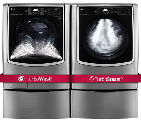 LG 665815 Twin Wash Washer and Dryer Combos