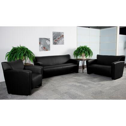 Flash Furniture 222SETXXGG HERCULES Majesty Series Reception Set
