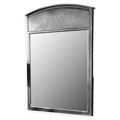 Hillsdale Furniture 1265721 Urban Quarters Series Rectangle Portrait Dresser Mirror