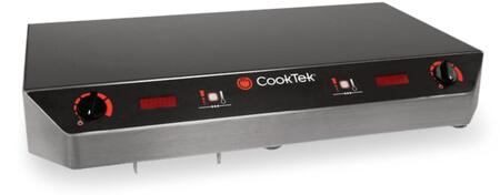 Side by Side Oriented Cooktop