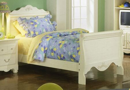 Standard Furniture 4062A Diana Series  Full Size Sleigh Bed