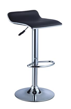 Powell 212847 Residential Faux Leather Upholstered Bar Stool