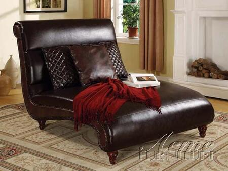 Acme Furniture 15018  Chaise Lounge