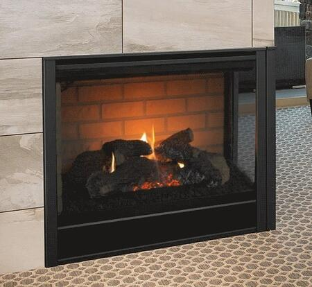 Majestic Rcordv36in Direct Vent Natural Gas Fireplace Appliances