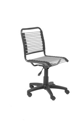 """Euro Style 02537SIL 18""""  Office Chair"""