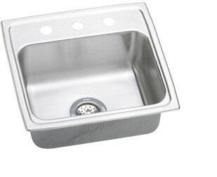 Elkay PSRADQ191955ROS4 Kitchen Sink