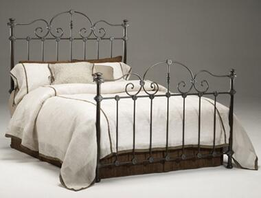 Bernards 1642  King Size Bed
