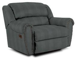 Lane Furniture 21414401362 Summerlin Series Transitional Fabric Wood Frame  Recliners