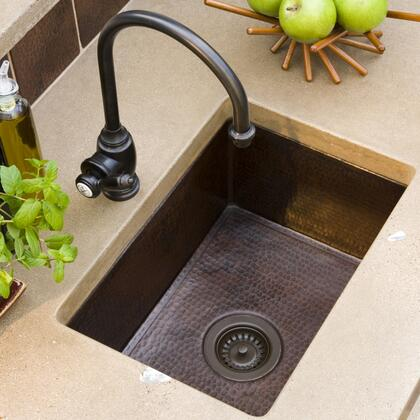 Native Trails CPK278 Copper Kitchen Sink