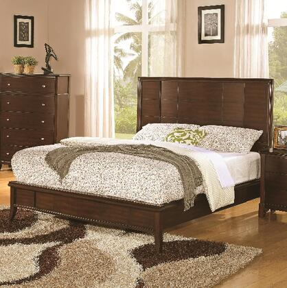 Coaster 202451KW Addley Series  California King Size Platform Bed