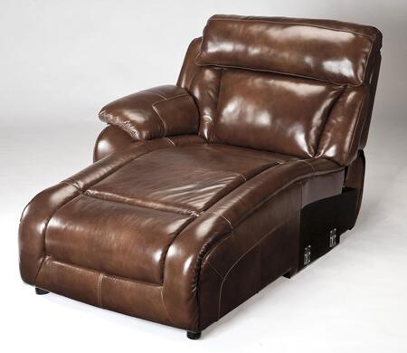 Signature Design By Ashley Elemen Leather Sectional Sofa