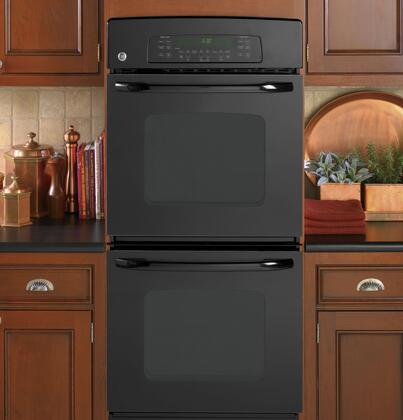 GE JKP55DPBB Double Wall Oven