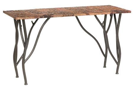 Stone County Ironworks 903-021 Woodland Console Table