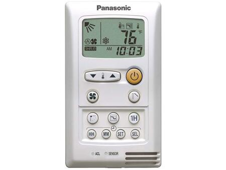 Panasonic CZRC515UA Air Conditioner Cooling Area,