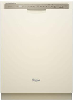 "Whirlpool WDF730PAYT 24"" Gold Series Built In Full Console Dishwasher"