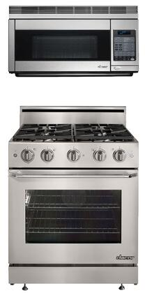 Dacor 655560 Distinctive Kitchen Appliance Packages