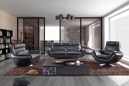 VIG Furniture VGBN9009 Modern Leather Living Room Set