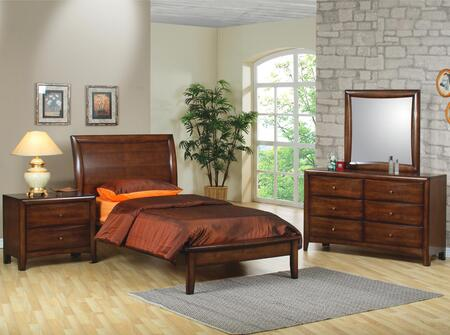 Coaster 400281FSET4 Full Size Bedroom Sets