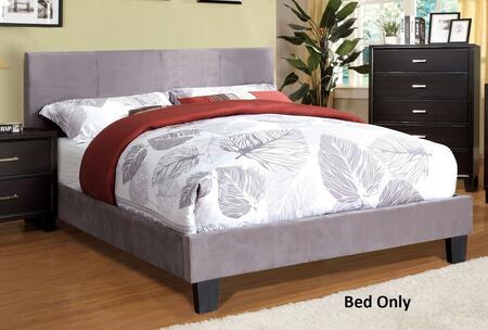 Furniture of America CM7008GFEKBED Winn Park Series  King Size Bed