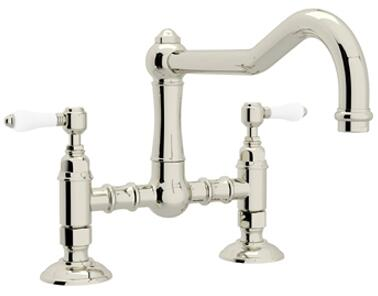 Rohl Italian Country Kitchen Polished Nickel