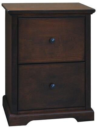 "Legends Furniture BW6806DNC 23.38"" Wood Transitional File Cabinet"
